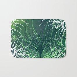 Green Rootz  Bath Mat