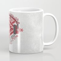 ethnic Mugs featuring Ethnic by sophtunes