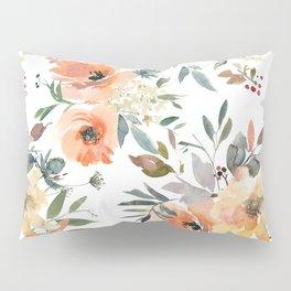 Peachy Keen Pattern Pillow Sham