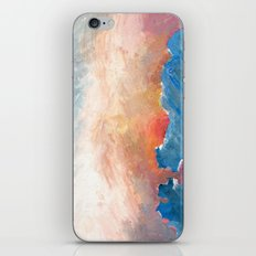 Sunset Impressionist  iPhone & iPod Skin