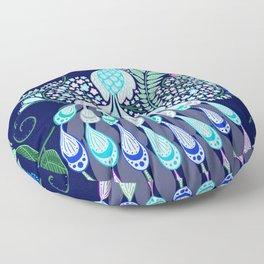 Moonlark Garden Floor Pillow