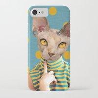 dot iPhone & iPod Cases featuring DOT by Julia Lillard Art