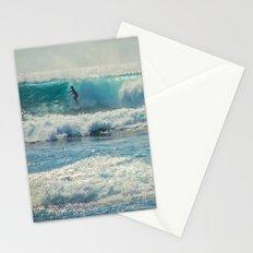 SURF-ACING Stationery Cards