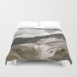 Cathedrals - Landscape Photography Duvet Cover