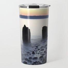 Misty Shore Travel Mug