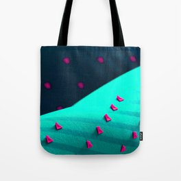 Grass of Pink Tote Bag