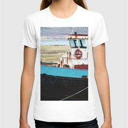 Rusted ship T-shirt