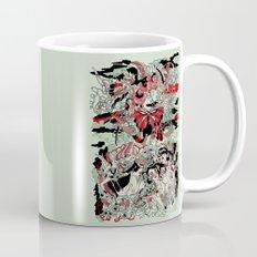 UNINVITED GARDEN Mug