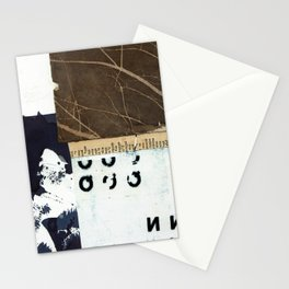 Divided Stories Stationery Cards