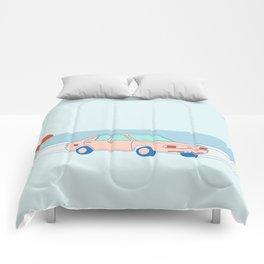 Algarrobo Comforters