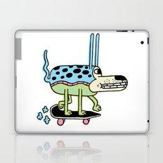 The Skate Pup Laptop & iPad Skin