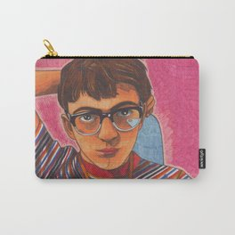 Stripey Coxon Carry-All Pouch
