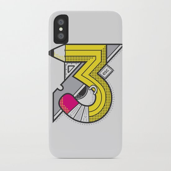 d3signer iPhone Case