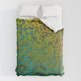 Colorful Corroded Background G292 Comforters