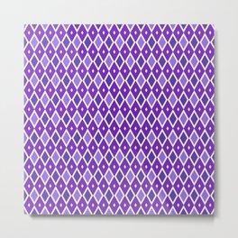 Jess Violet Metal Print