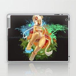 Djeneba'n' Sun Laptop & iPad Skin
