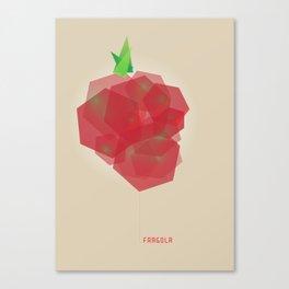 FRAGOLA Canvas Print