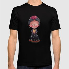 Frida - Watercolor T-shirt