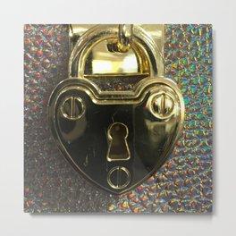 Eye Nose Secrets Metal Print