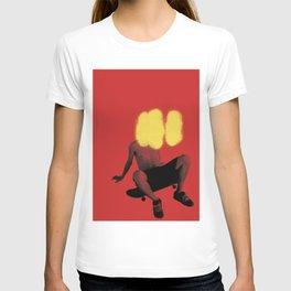 skate or spray T-shirt