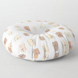 Lotsa Butts! Floor Pillow