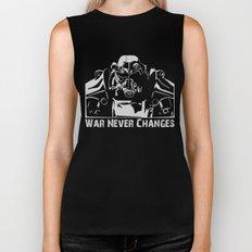Fallout 3 War Never Changes Biker Tank