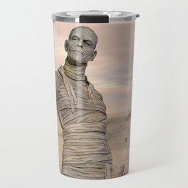 Curse of the Egyptian Mummy Travel Mug