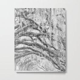 Arching Limbs Metal Print