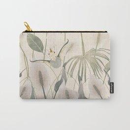 Tropical garden Carry-All Pouch