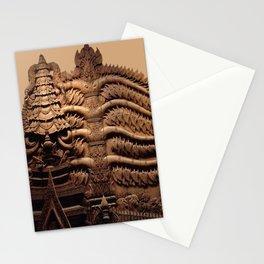 Ancient Naga Tree Stationery Cards