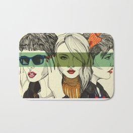 Disparate Youth Bath Mat