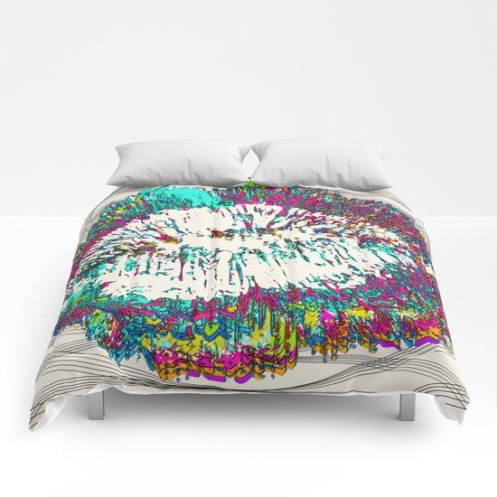 1000 Kisses Comforters