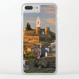 Monsaraz Portuguese medieval village, the Alentejo Clear iPhone Case