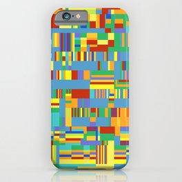Chromatetude (Candy Colours) iPhone Case