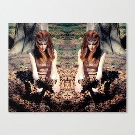Reflects4 Canvas Print