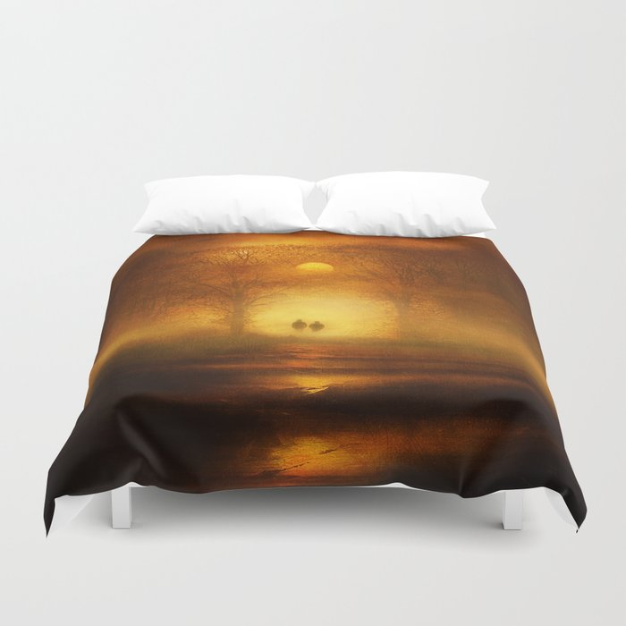 stand by you Duvet Cover