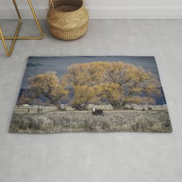 Guarding the Trees Rug