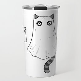Cat Ghost & Mouse Ghost – Nightmare Travel Mug