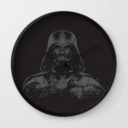 Lord Vader Wall Clock