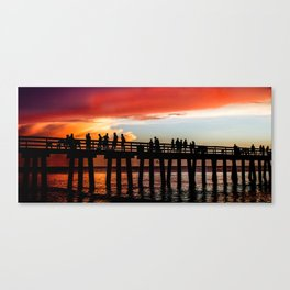 A Day Well Spent Canvas Print
