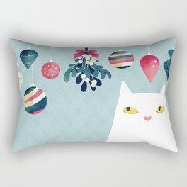 Mistletoe? Rectangular Pillow