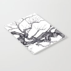Gnarled Tree Notebook