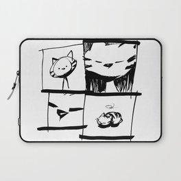 minima - IA - catnap Laptop Sleeve