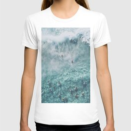 lets surf xx T-shirt