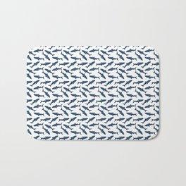 Whale Shark Pattern Bath Mat