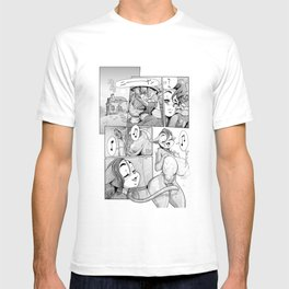 Good Morning Dr Pussycat T-shirt