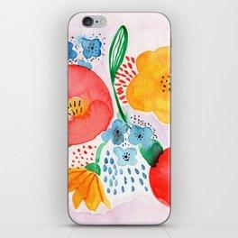Abstract Garden No. 2 iPhone Skin