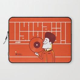 UNDO |Music to the people 08 Laptop Sleeve