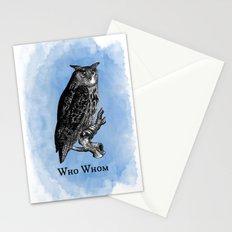 WordPlay 4: Grammar Guru Stationery Cards