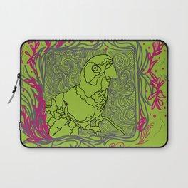 Bird Doodle Laptop Sleeve